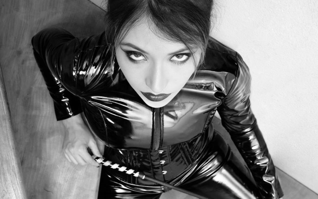A Sissy Shibari Session with an Asian Mistress in London